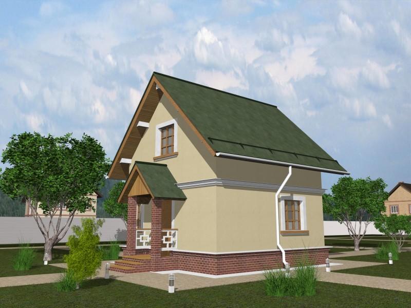 Дом своими руками проекты фото